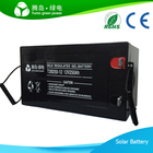 Cycle profond batterie Rechargeable 12 V 250Ah batterie solaire