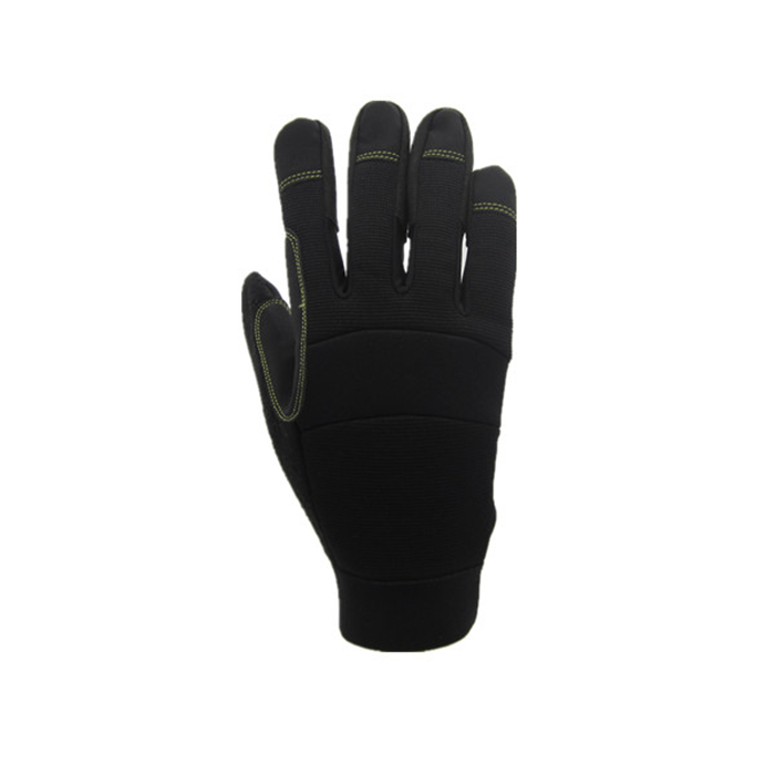 Security & Protection Handschuhe Anti-vibration Impact Protection Latex Labor Protection Work Gloves Wear Resistance Gloves Electric Safety Gloves