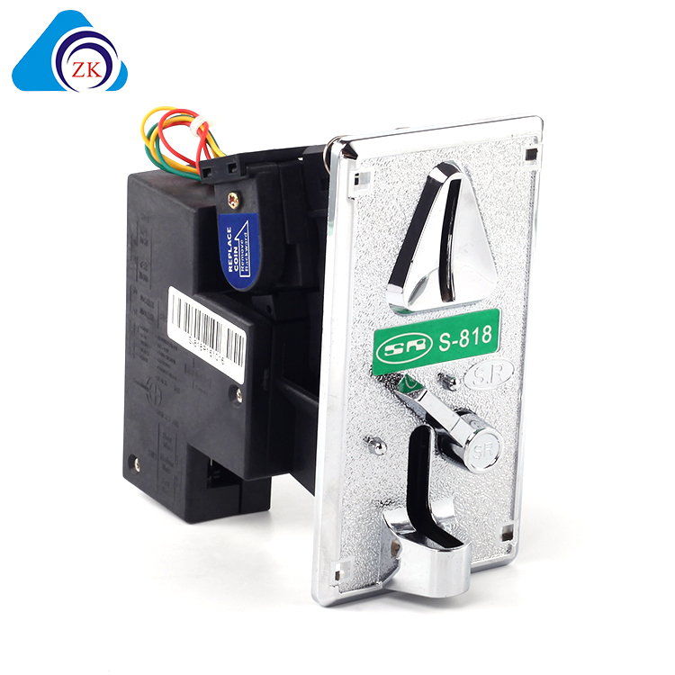 China Manufacturer Vending Machine Coin Acceptor,Electronic Coin Acceptor