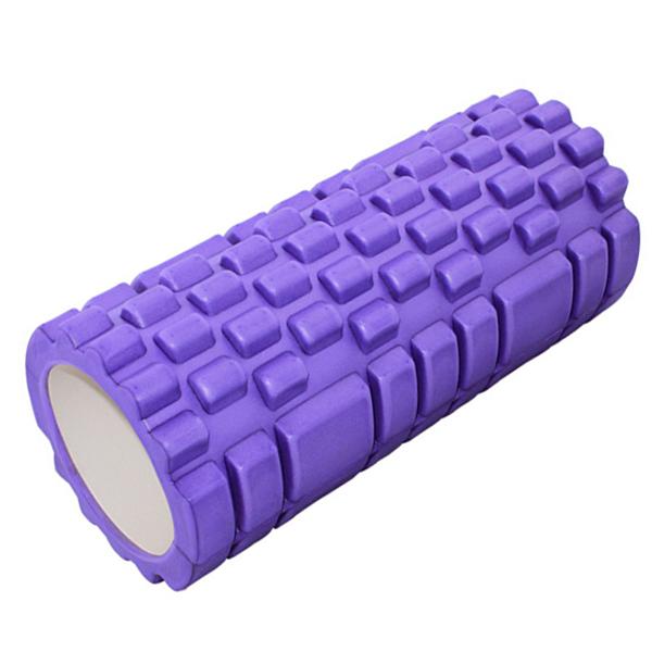 yoga muscle massage rubber foam roller for fintness