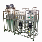 Commercial distilled ro water treatment machine plant system price