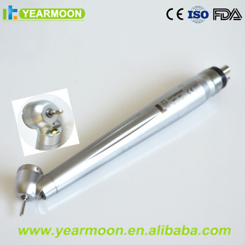 Turbina Dental Led Light Handpiece 45 Degree High Speed Air Rotor With E Generator Buy Turbina Dental Led Handpiece N S K Handpiece Product On Alibaba Com