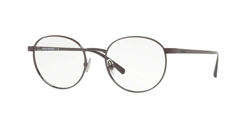 f92125dc1c Get Quotations · Eyeglasses Brooks Brothers BB 1052 1221 DARK GUNMETAL