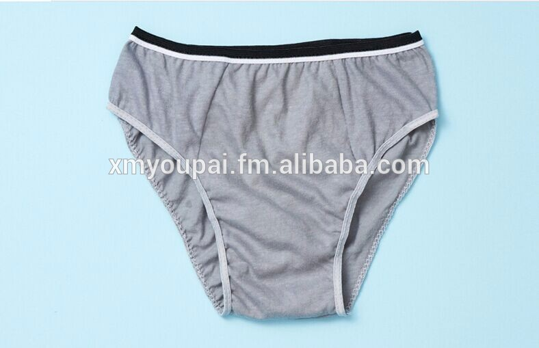 Cheap Men Briefs Disposable Underwear For One Time Use