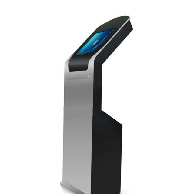 Self-service touch screen all-in-one wifi terminal ticket automaat kiosk met oplossing