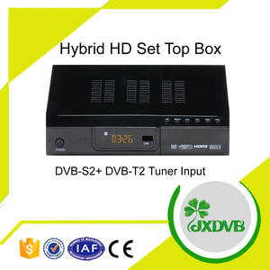 MPEG4 H264 Scart DVB-T2 Digital TV Receiver
