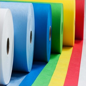 color Polypropylene spunbonded nonwoven fabric, pp nonwoven fabric