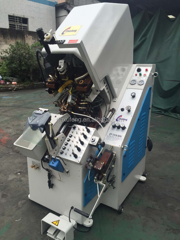 price of shoe making machine for Chenfeng toe lasting