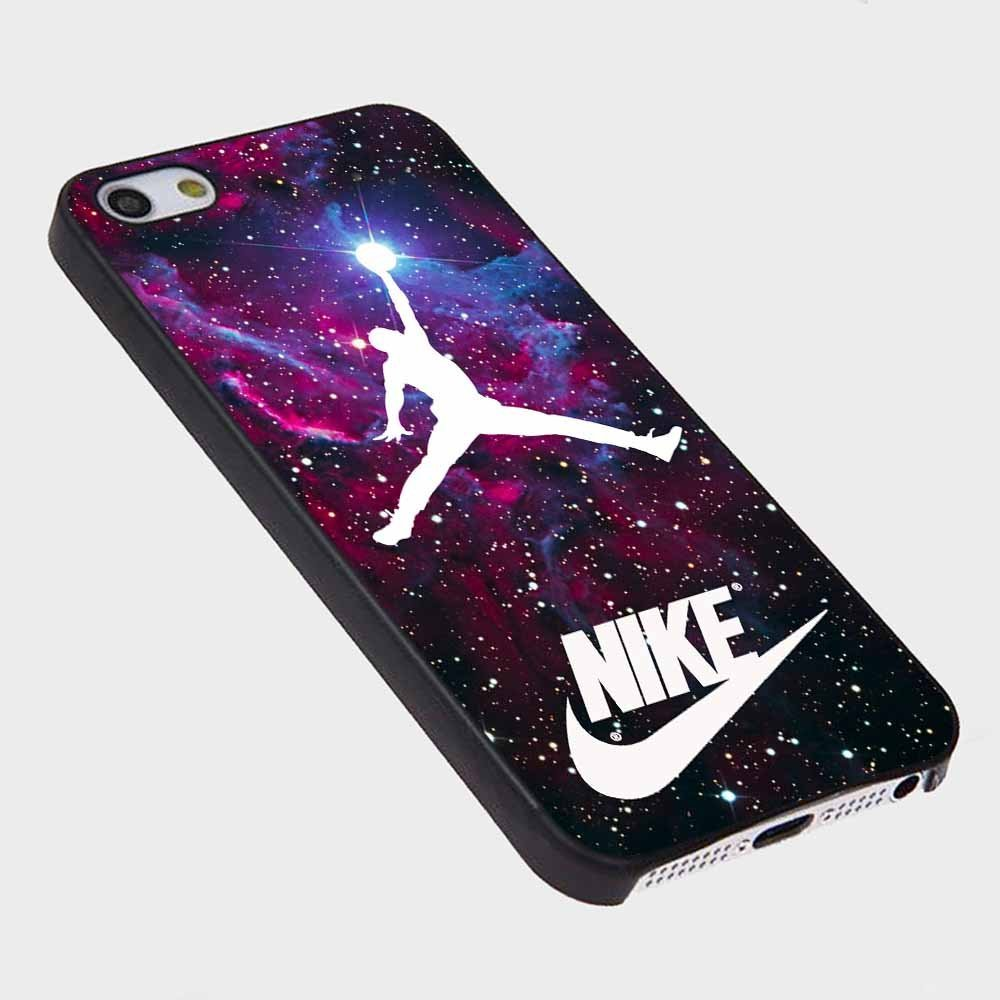 23a8289284db Get Quotations · Michael Jordan Nike Custom For iPhone Case (iPhone 5 5s  black)