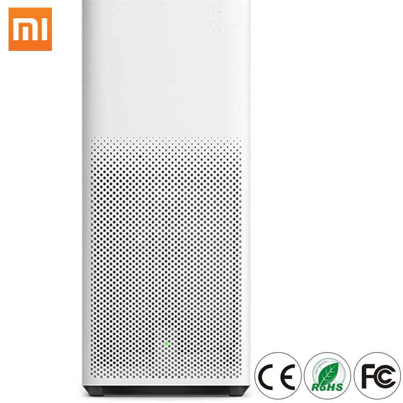 Original Xiaomi Air Purifier 2 Dust Clean PM2.5 Cleaning MI Air Cleaner Mi Room Purifier2