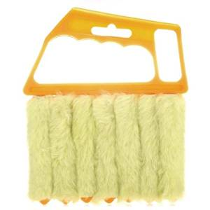 BoatShop Mini 7 Hand Held Vertical Brush Cleaner Blinds Air Conditioner Duster