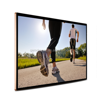 advertising player 3d wall mount digital signage 32 inch video advertising full player download transparent lcd display