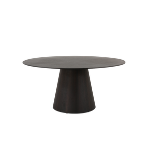 OFFLINE Hot Sale Modern High Quality Round Wood Dining Table