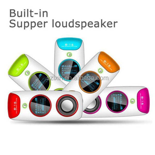 Free download song mp3 mp4 with Built-in Supper loudspeaker