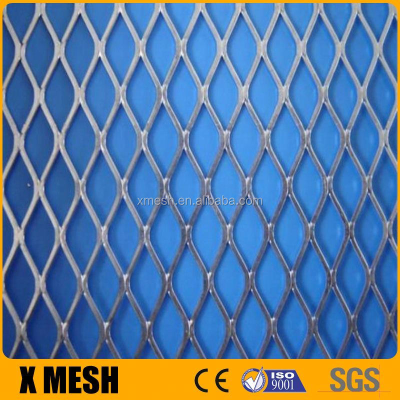 Copper Expanded Metal Lath With 9 Gauge Thickness - Buy Copper ...