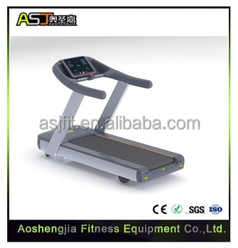 AOSHENGJIA Fitness Patent Commercial cheap electric treadmills/cardio treadmill/gym equipment in Gym