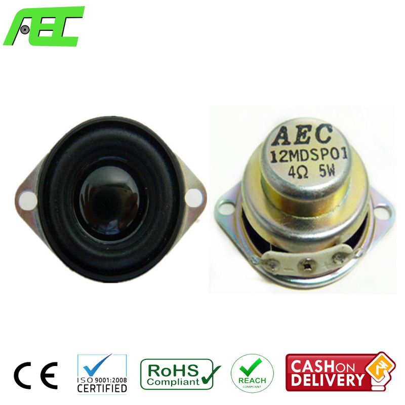 Best Quality Electronic Speaker Components 32mm 4ohm 5w Small Mini Speaker