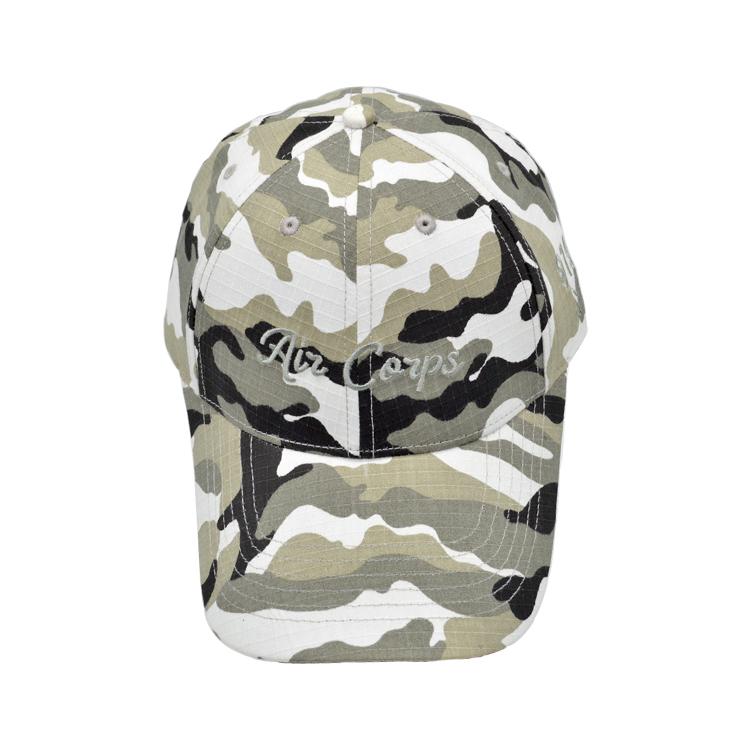 高品質ハンサム砂漠陸軍迷彩/かわいいピンクカモコットングリッド生地屋外野球帽子