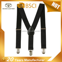 Custom 2.5cm kids Elastic Suspender Belt, Children Suspenders In Stock