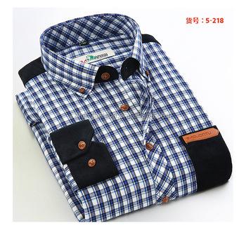 10 Colours 7 Sizes Wholesale Retail Western Model Mens Tartan Plaid