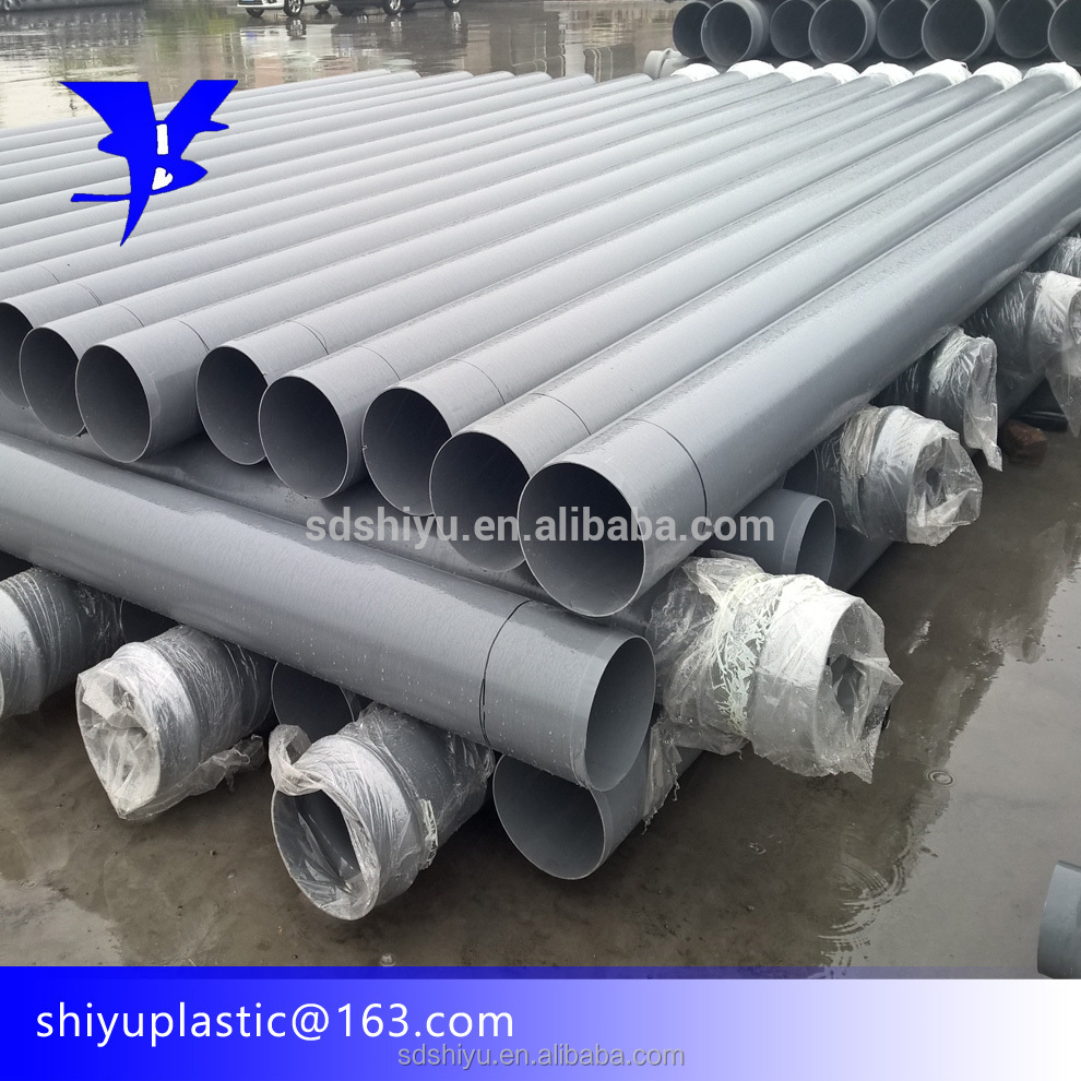 Promotional 450mm pvc pipe With Stable Function