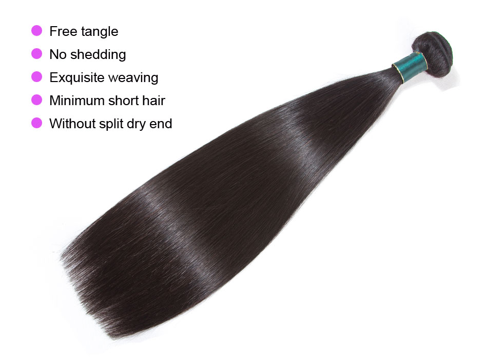 3 Bundles sale Natural Straight Wave Top Quality Grade 10A 100 Indian Virgin Human Hair Extensions Wholesale From China Hair