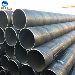 API 5L GR.B ERW/LSAW/SSAW/ sch 10 carbon steel pipe and tubes API 5L X60 LSAW 3 LPE Coated Line Pipe
