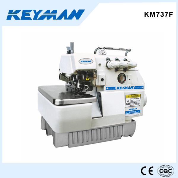 Km737f Ultrasonic Overlock Sewing Machine Manual 737 Sewing ...