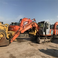 Used Hitachi 120 Excavator / EX120-1 Used Excavator Parts