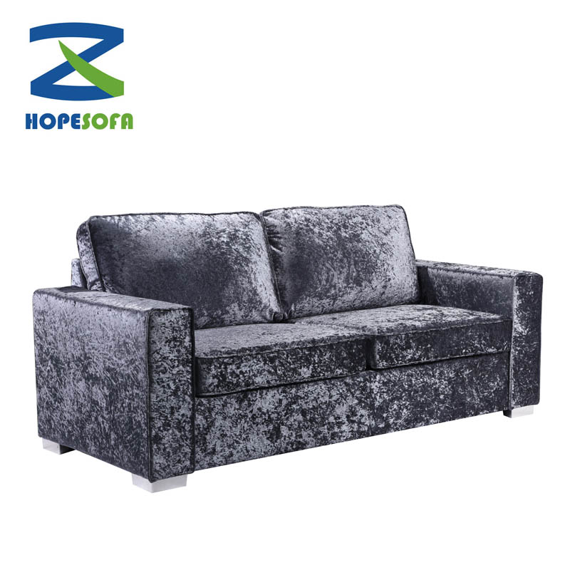 Antique free sample leather sofa bed for bedroom furniture guangdong