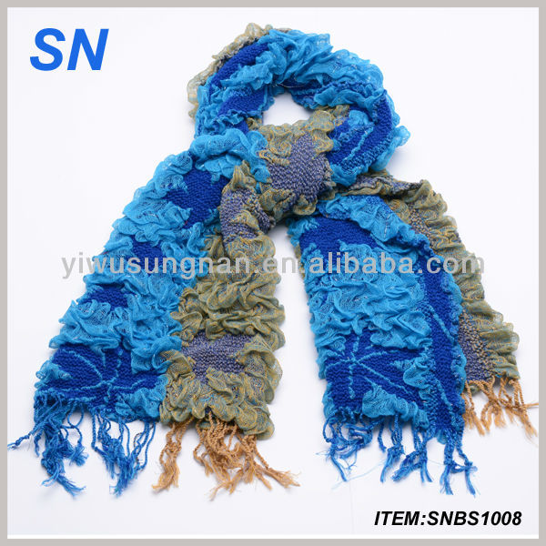 hottest fashion women winter scarf shawl