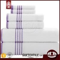 high quality 100% cotton luxury bath towel sets wholesale