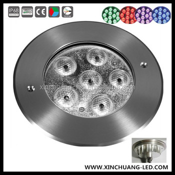 Wholesale Price Low Voltage 18w Waterproof Ip68 Multi Color Led Swimming Pool Lighting For Pond