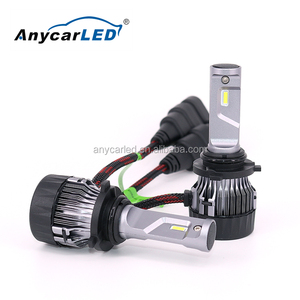 Wholesale New 30W 5000LM fan replaced 9006 HB4 HB3 9005 H10 9012 Auto LED Headlight bulbs