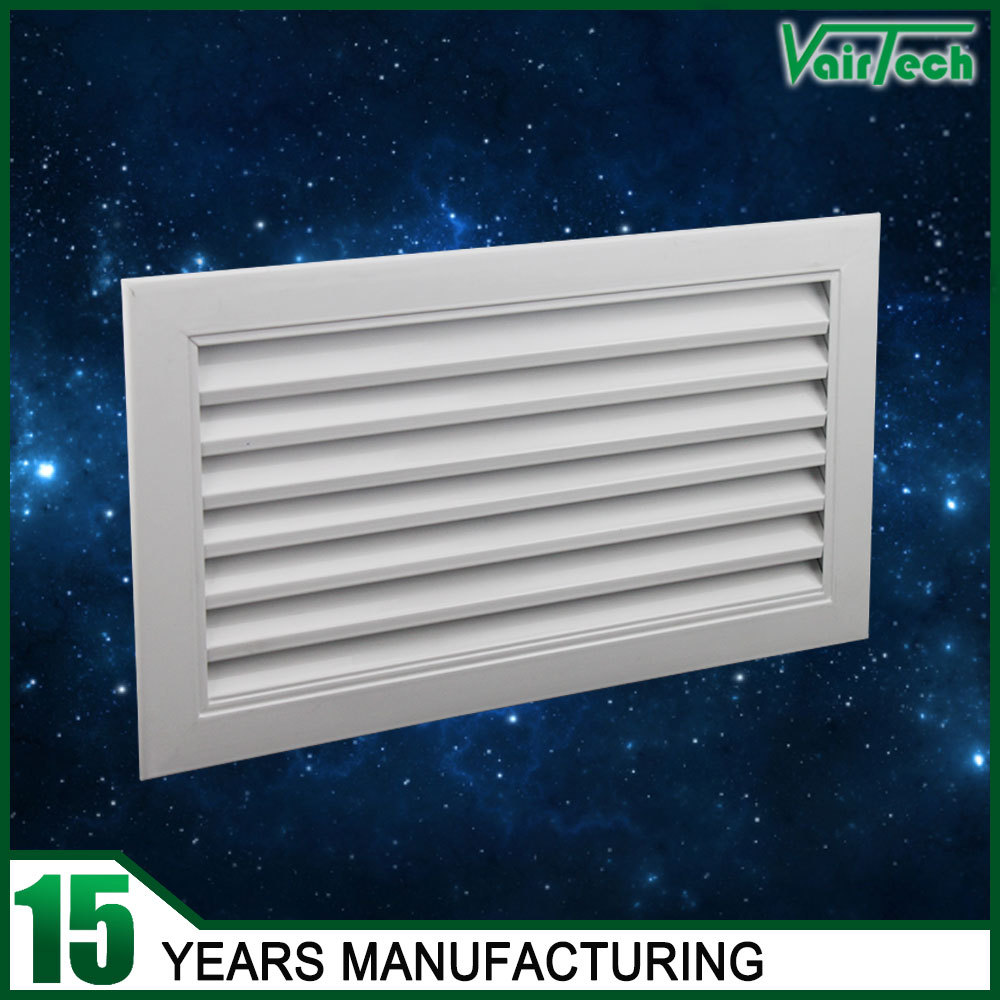 aluminum automatic ventilation louvers