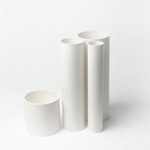 "Factory Outlet High Quality Pvcu Tube 45mm 1/8"" X 20' Plain End Schedule 80 Industrial Pvc Pipe"