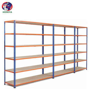 Boltless Light Duty Slotted Angle Rack,Steel Angle Shelving Unit