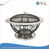 30 inch Hot Sale korean charcoal bbq brazier outdoor table round fire pit