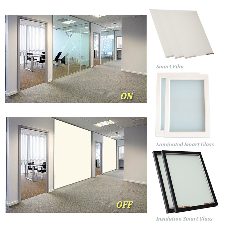 Cina Smart Electric Window Film di Fabbrica