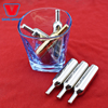 Hot Sale Stainless Steel Ice Cube Whisky Chilling Stones Bottle Shape