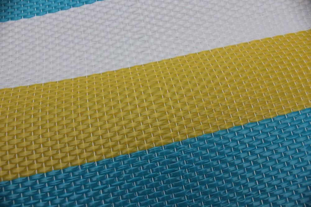 pp tapis d 39 ext rieur pp tiss tapis de plage pliable grand. Black Bedroom Furniture Sets. Home Design Ideas