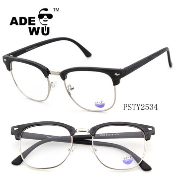 Ade Wu Latest 2016 New Stylish Glasses Frame For Men,Semi Rimless ...