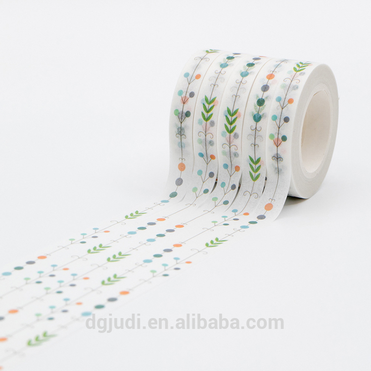 Wholesale Faça Washi Tape uk para personalizar fita washi austrália