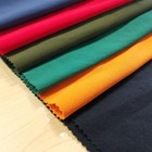 high quality Nylon spandex four way stretch woven fabric for mens garment shirts fabric