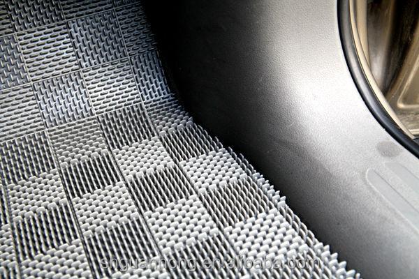 Pvc Coil Car Floor Mat Anti Slip Waterproof Easy Clean Mats