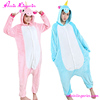 Wholesale Cute Animal Pajamas Custom Adult Onesie