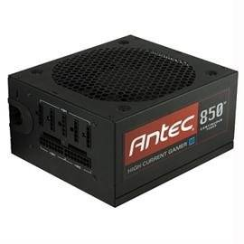 Antec Power Supply HCG-850M 850W 80PLUS Bronze Active PFC 16Pin PCI Express 135mm Fan SLI Electronic Consumer Electronics