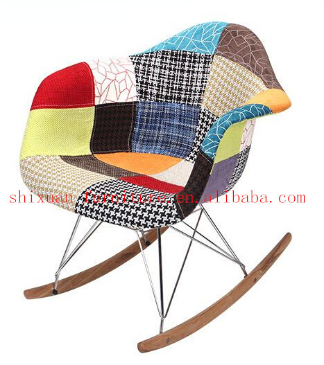 inexpensive plastic patchwork rocking chair for sale buy rocking chair inexpensive rocking. Black Bedroom Furniture Sets. Home Design Ideas