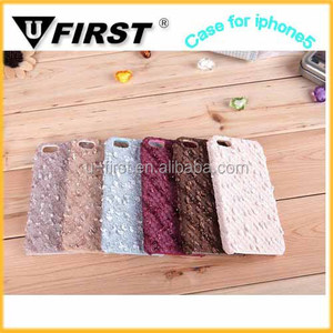 Newest Winter plush phone case For iphone5