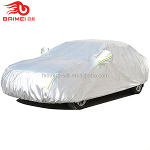 Sun protection heated insulated car cover